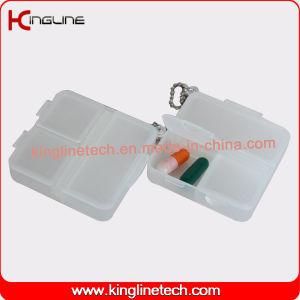 Latest Design Plastic 3-Cases Pill Box (KL-9071) pictures & photos