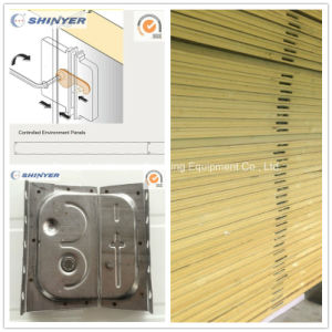 75mm Camlock Polyurethane PU Panel for Cold Room Floor pictures & photos