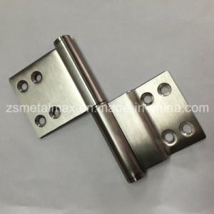 Stainless Steel Hardware Wooden Door Pivot Flag Hinge (165050-1) pictures & photos