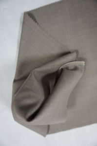 Dark Yellow Worsted Wool Fabric pictures & photos