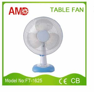 Hot-Sales Good Quality Table Fan with CB Ce Approval (FT-1625) pictures & photos
