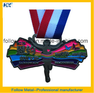 Rainbow Run--5k Finisher Medal for Souvenir Use pictures & photos