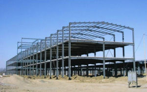 Lingshan Mordern Design Steel Structure with High Quality pictures & photos