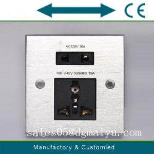 1gang Wall Socket Universal Wall Socket VGA Connector Wall Plate pictures & photos