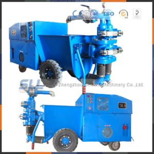 Easy to Clean Hydraulic Low Pressure Mortar Pump pictures & photos
