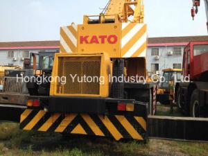Used/Seocnd-Hand Kato Mobile Crane/off-Road Crane Kr-500 50t