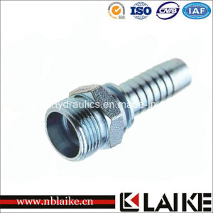 Hydraulic Metric Male 24 Degree Cone Seat Pipe Hose Fittings