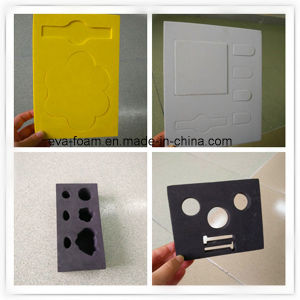 Colored Anti-Static Custom Foam Box Inserts, Shock-Proof Tool Box Foam Insert, EVA Cutting Foam Inserts pictures & photos