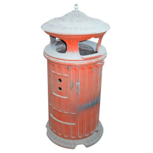 Cast Iron Garbage Bin pictures & photos