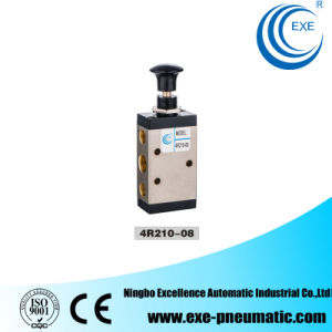 Exe Solenoid Valve 5 Way 2 Position Hand Pull Valve 4r210-08 pictures & photos
