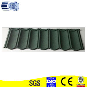 Color Stone Coated Metal Roof Tiles/Wooden Shake/Size pictures & photos