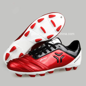 Football Boots Outdoor Soccer Men Shoes (AK32715) pictures & photos