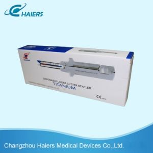 Disposable Linear Cutter Stapler with CE and ISO pictures & photos