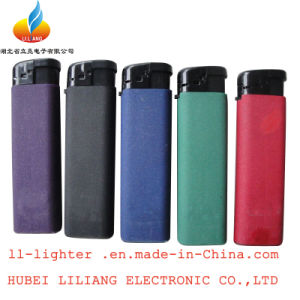 Liliang Plastic Electronic Lighter (P750)