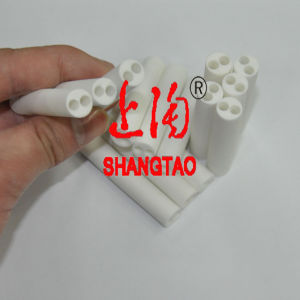 Al2O3 Alumina Ceramic Insulator for Thermocouple (2 bore, 4 bore, 5 bore) pictures & photos