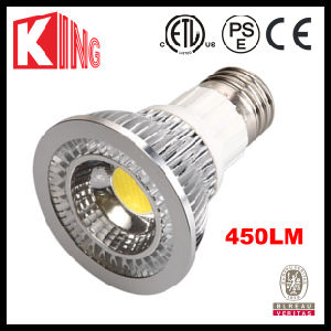 ETL CE PAR16 7W High Lumens COB LED Light