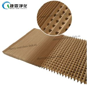 High Efficiency Pleated Paper Air Filter for Industry pictures & photos