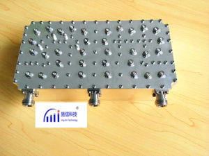 Cavity Duplexer/Diplexer N-Female Connector, Low Pim for Micorwave Communication pictures & photos