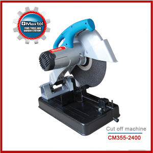 """2400W 355mm (14"""") Cut off Machine pictures & photos"""