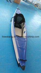 Drop Stitch Inflatable Kayak for Ocean pictures & photos