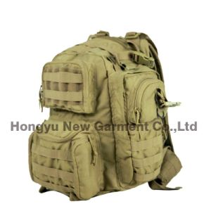 Military Tactical Molle Backpack with Shoulder Straps (HY-B102) pictures & photos