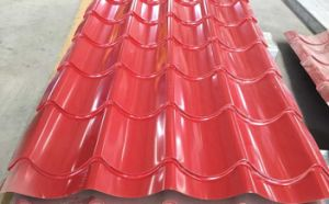 Corrugated Prepainted Steel Roofing Sheet pictures & photos