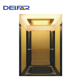 Special Delfar Passenger Lift with Small Machine Room pictures & photos