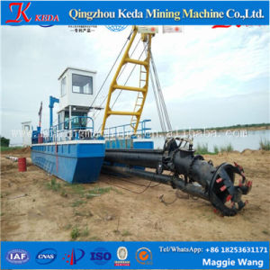 High Efficiency Hydraulic Cutter Suction Dredger Made in China pictures & photos