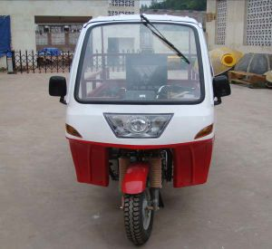 150cc 3 Wheel Motor Cargo Reverse Trike Scooter pictures & photos