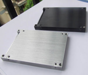 Brushed Aluminium Extrusion Box for Communication Equipment pictures & photos