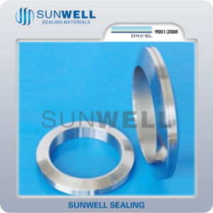 Asmeb16.20 Ring Joint Gasket Delta/Lens Ring Joint Gasket pictures & photos