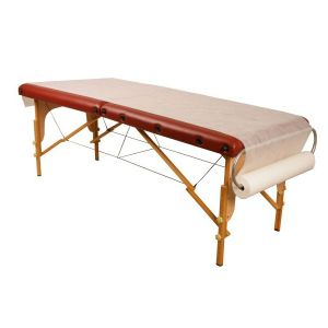 Examination Perforated Bed Cover Roll Stretcher Sheet pictures & photos