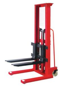 1t Hand Stacker with Certificate pictures & photos