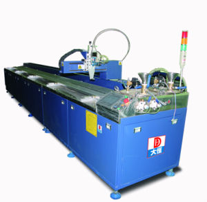 7.5 M Strips Silicone Gluing Machine