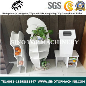 Corrugated Paper Board in furniture Field pictures & photos