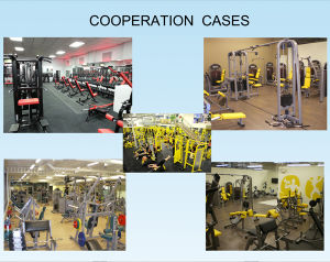 Fitness Equipment/Gym Equipment Commercial Treadmill/ Electric Treadmill (RCT-800) pictures & photos