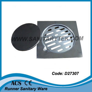 3PCS Stainless Steel Floor Drain (D27307) pictures & photos