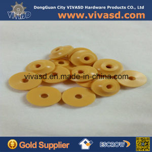 High Precision CNC Machining Plastic Piston pictures & photos