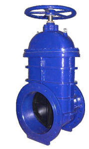 GB Standard Cast Iron Gate Valve (GB) pictures & photos