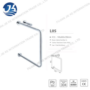 High Quality Stainless Steel Safety Grab Bars (L05) pictures & photos