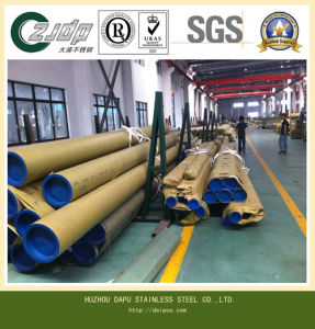 ASTM A269 TP304 12m Length Stainless Steel Welded Pipe pictures & photos