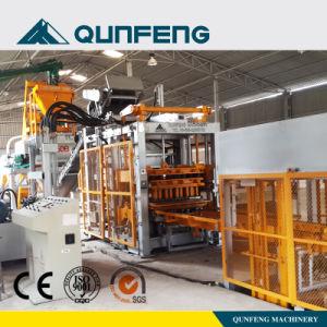 Qft5-15 Ligne De Production De Blocs De Ciment, Pavages & Bordure pictures & photos
