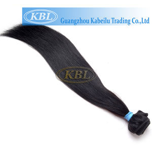 Brazilian New Products Jet Black Human Hair pictures & photos