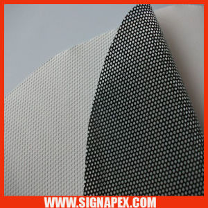 Perforated Vinyl One Way Vision Window Graphic pictures & photos