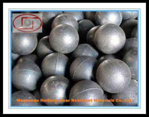 Forged Ball with B2 Materials for Mining