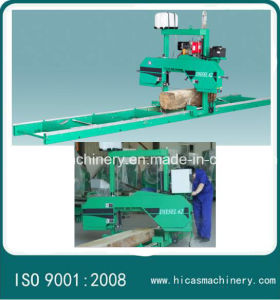 Hc900 Horizontal Wood Cutting Band Saw Automatic Wood Band Saw Machine pictures & photos