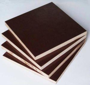 Brown Anti-Slip Plywood pictures & photos