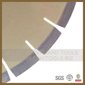 Diamond Wet Saw Blade for Stone and Concrete Cutting (SY-DWSB-1003) pictures & photos
