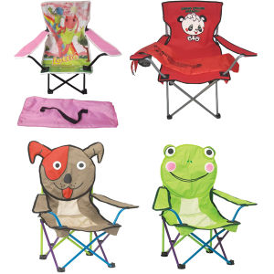 Kid Cartoon Animal Folding Camping Chair (SP-110) pictures & photos