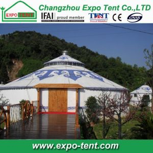 Outdoor Bamboo Yurt Tent for Party and Wedding pictures & photos